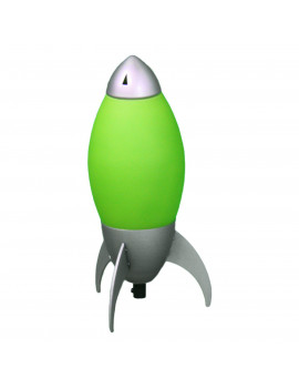 "10.5"" Kid's Rocket Table Lamp, Multiple Colors"