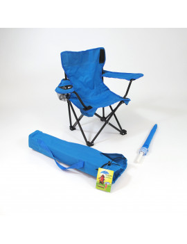Beach Baby® ALL-SEASON Umbrella Chair with Matching Shoulder Bag