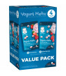 Gerber Yogurt Melts Freeze-Dried Yogurt Snacks Value Pack Strawberry/Mixed Berries 1 oz. Pouch 4 Count
