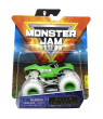 Alien Invasion Green with White Tires Monster Jam Truck with VIP Wristband Series 11
