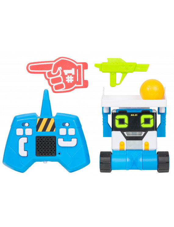 Really Rad Robots R/C, Mibro, with Remote Control and Accessories