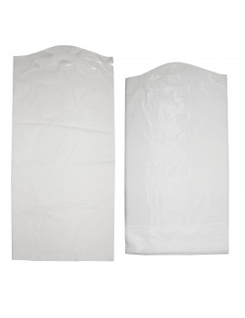 BIBS, DISPOSABLE, 16'' x 24'' {50}