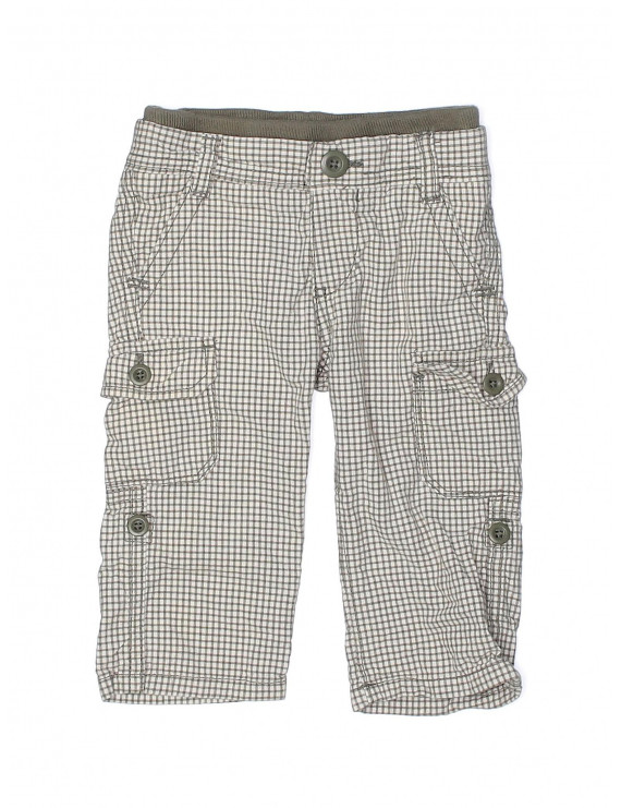 Pre-Owned Baby Gap Boy's Size 6-12 Mo Cargo Pants