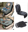 Child Car Seat Protector Cover Dog Mat Vehicle Cover With Organizer Storage Bag