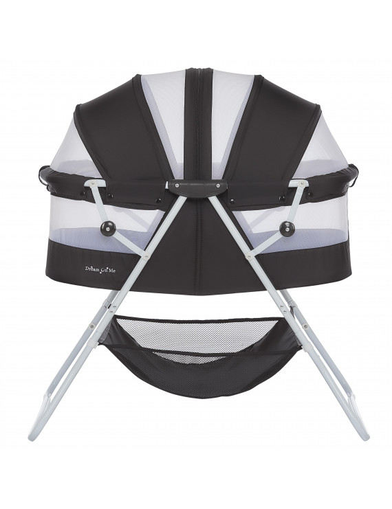 Dream On Me Karley Bassinet, Black