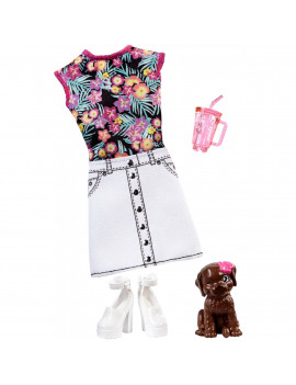 Barbie Dolphin Magic Dress and Pup