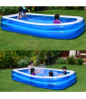 Inflatable Baby Swimming Pool Children Ocean Pool Portable Kids Basin Bathtub Bath Swim Tubs