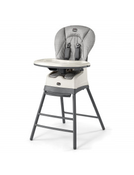 Chicco Stack 3-in-1 Highchair, Weave