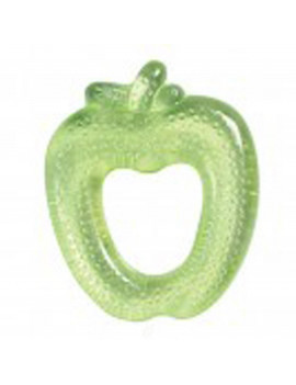 (2 Pack) Green Sprouts Fruit Cool Soothing Teether Green Apple 1 Ct