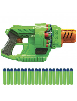 Adventure Force Double Trouble Drum Motorized Dart Blaster