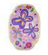 Fun Rugs Glitterfly Kids Rugs