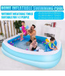 Children Family Inflation Pool Baby Ocean Ball Bath Toys Square
