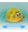Baby Spray Water Bath Toy Automatic Induction Sprinkler Water Pump Sprayer Drifting Rotate Swimming Pool Toy