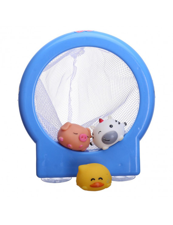 GRAN Shooting Basketball Rebounds Toy Child's Play Educational Toys Baby Bath Toys