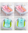 Foldable Newborn Baby Bath Tub Baby Float Bath Mat Seat Anti-skid Bathing Bed Pad;Foldable Newborn Baby Bath Tub Baby Float Bath Mat Seat Bathing Bed Pad