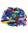 Click N' Play 1000 piece Value Pack of Building Bricks