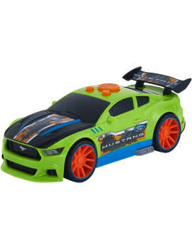 Adventure Force Light & Sound Gliders Motorized Vehicle, Green & Blue