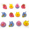 Dimple Easter Toys for Kids, Mini Easter Ducks