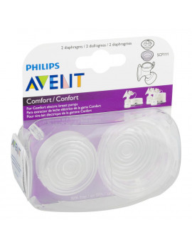 Philips Avent Comfort Breast Pump Diaphragms - 2 CT