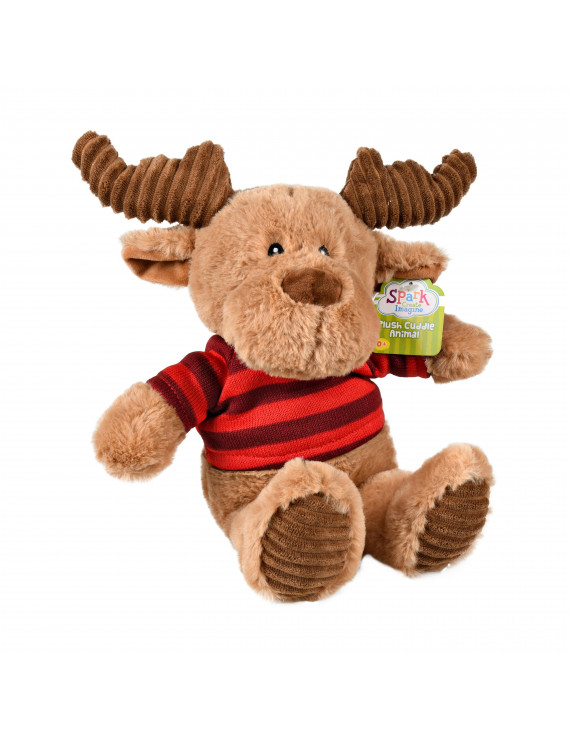 Spark Create Imagine Moose Plush Toy