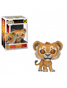 Funko POP! Disney: Lion King (Live Action) - Simba