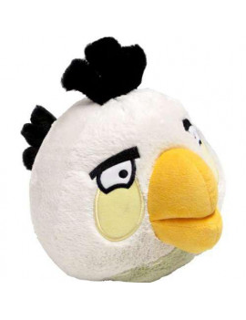 Angry Birds Deluxe White Bird Plush