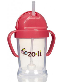 BOT XL Straw Sippy Cup 9 Oz - Pink
