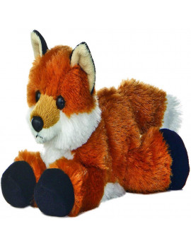 12745 8-inch Flopsie Fox, Multicolor, Flopsie Fox 8inch By Aurora