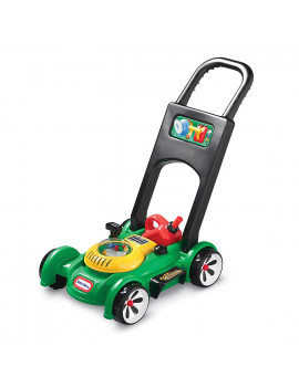 Gas 'n Go Mower, Kids push toy mower with popping beads By Little Tikes