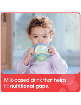 Enfagrow Premium Toddler Nutritional Milk Drink, Vanilla Flavor - Powder Can, 32 oz, 6 ct