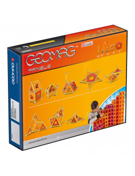 Geomag Panels 50 Piece Magnetic Construction Set
