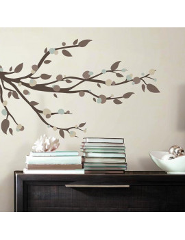 Mod Branch Peel and Stick Wall Decals