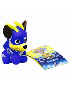 Chase Mighty Pups Charged Up Paw Patrol Bath Squirter 3""