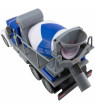 Adventure Force Utility Vehicle Cement Mixer Truck Toy