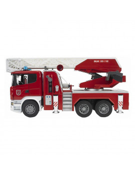 Bruder Toys Scania R Series Fire Engine Truck with Working Water Pump 03590