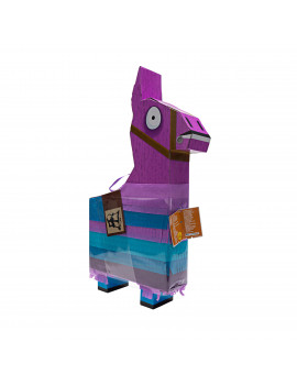 Fortnite Jumbo Llama Loot Pinata; Frozen Raven and Ice King 4-inch Figures