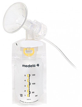 Medela Pump & Save Breastmilk Bags 20-pack -