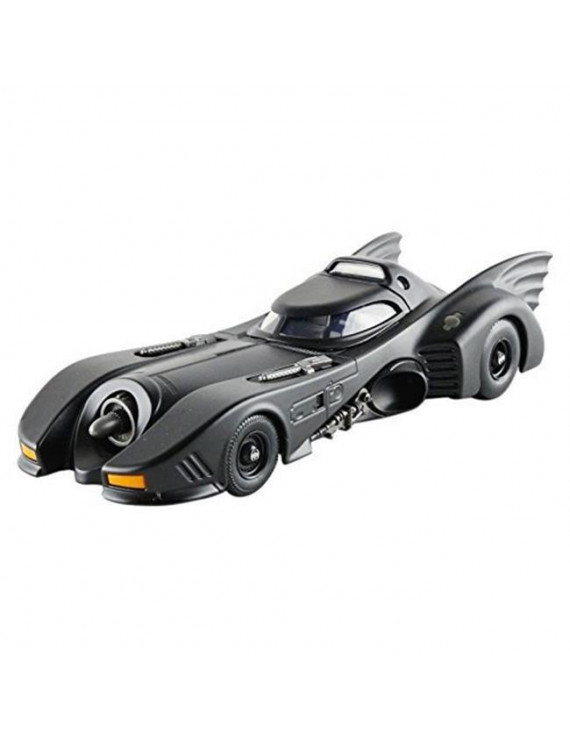 1989 Batmobile with Diecast Batman Figure 1 by 24 Diecast Model Car