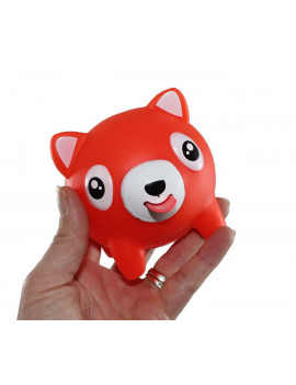 1 Random Cute Tongue Animal - Squeeze to Make Animal Squeak and Stick Out It's Tongue - Fun Sensory Toy - Soothing Calm Anxiety Focus ADD ADHD
