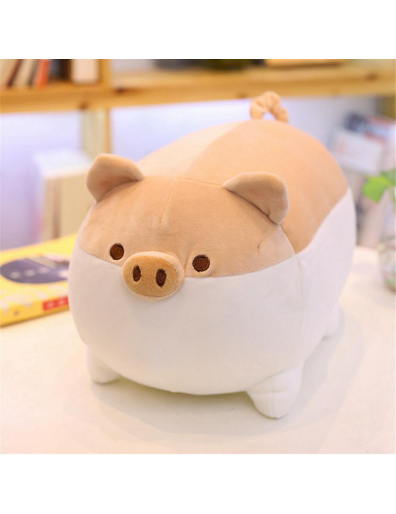 Anime Pig Inu Plush Stuffed Sotf Pillow Doll Cartoon Pig Cute Pig Soft Toy