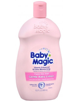 2 Pack - Baby Magic Gentle Baby Lotion Original Baby Scent 16.50 oz