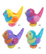 Lovely Bird Shape Whistle Kids Music Instrumental Bath Toy Baby Educational Toys;Bird Shape Whistle Kids Music Instrumental Bath Toy Baby Educational Toys