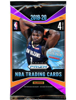 19-20 PANINI PRIZM BASKETBALL PACK