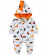 Toddler Baby's Infant Girls Boys Hooded Cosplay Dinosaur Costume Jumpsuits