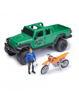 Adventure Force Outdoor Adventure Vehicle Set, 4 Pieces