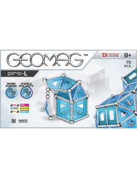 GEOMAG PRO L 75 Piece Construction Set