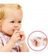 Topumt Baby Non-Toxic Silicone Thumb Sucking Stop Finger Guard Cover
