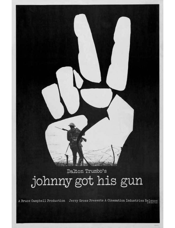 Johnny Got His Gun POSTER (11x17) (1971) (Style B)