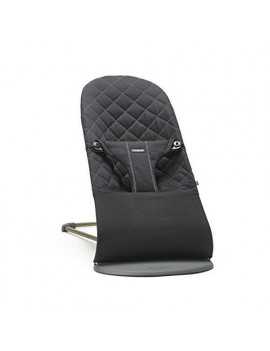 Baby Bjorn Bouncer Bliss - Quilted - Black