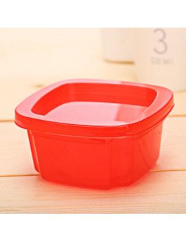 200ml Portable Baby food supplement box,Reusable Plastic BPA free Food Storage Containers,Baby Snack Storage Box with Lid